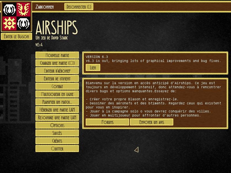 Airships en Francais